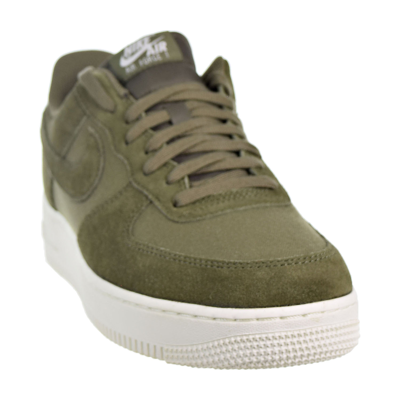 3977031c9f9bda Nike Air Force 1  07 Suede Men s Shoes Medium Olive Sail AO3835-200 ...