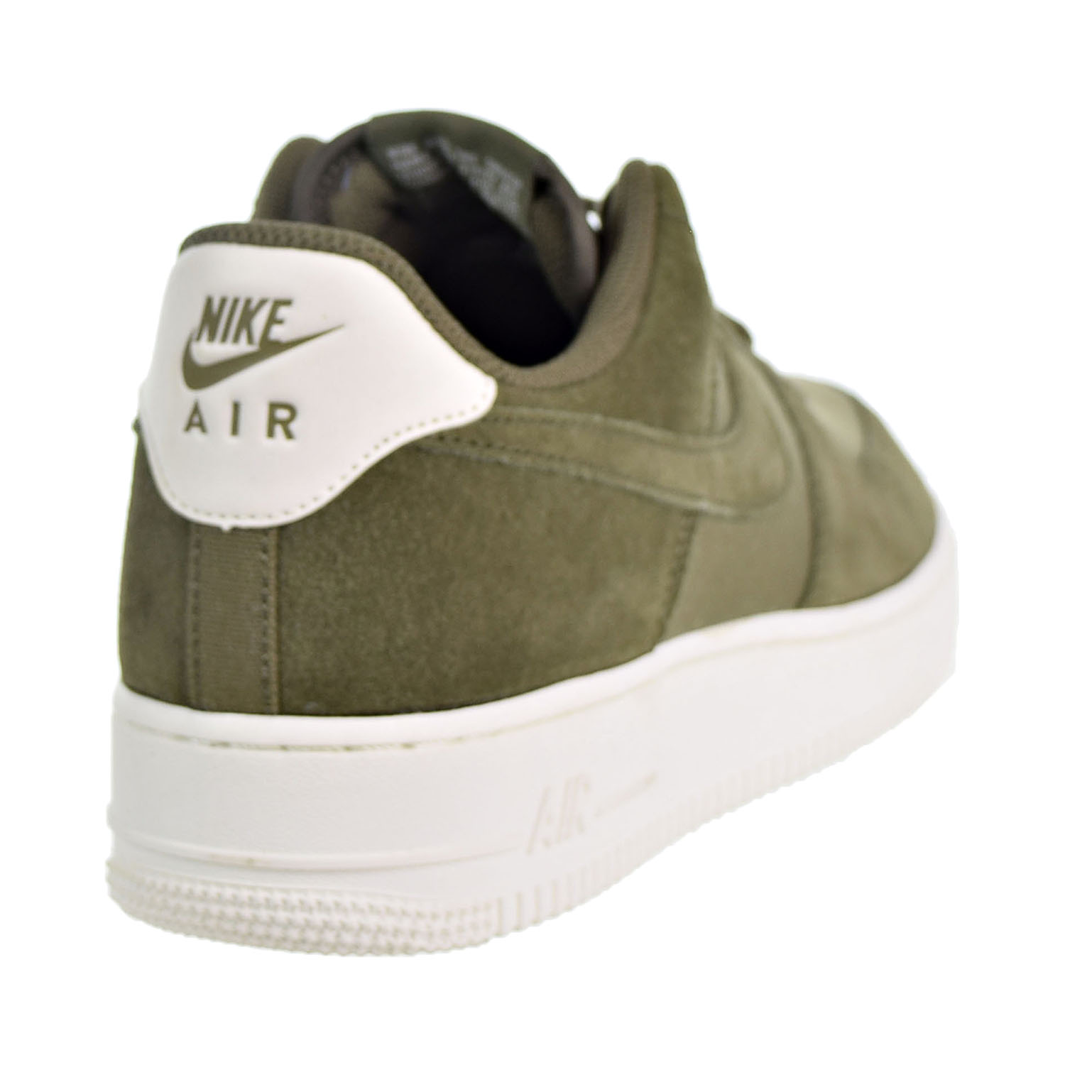 quality design b5778 d56b6 Nike Air Force 1  07 Suede Men s Shoes Medium Olive Sail ao3835-200