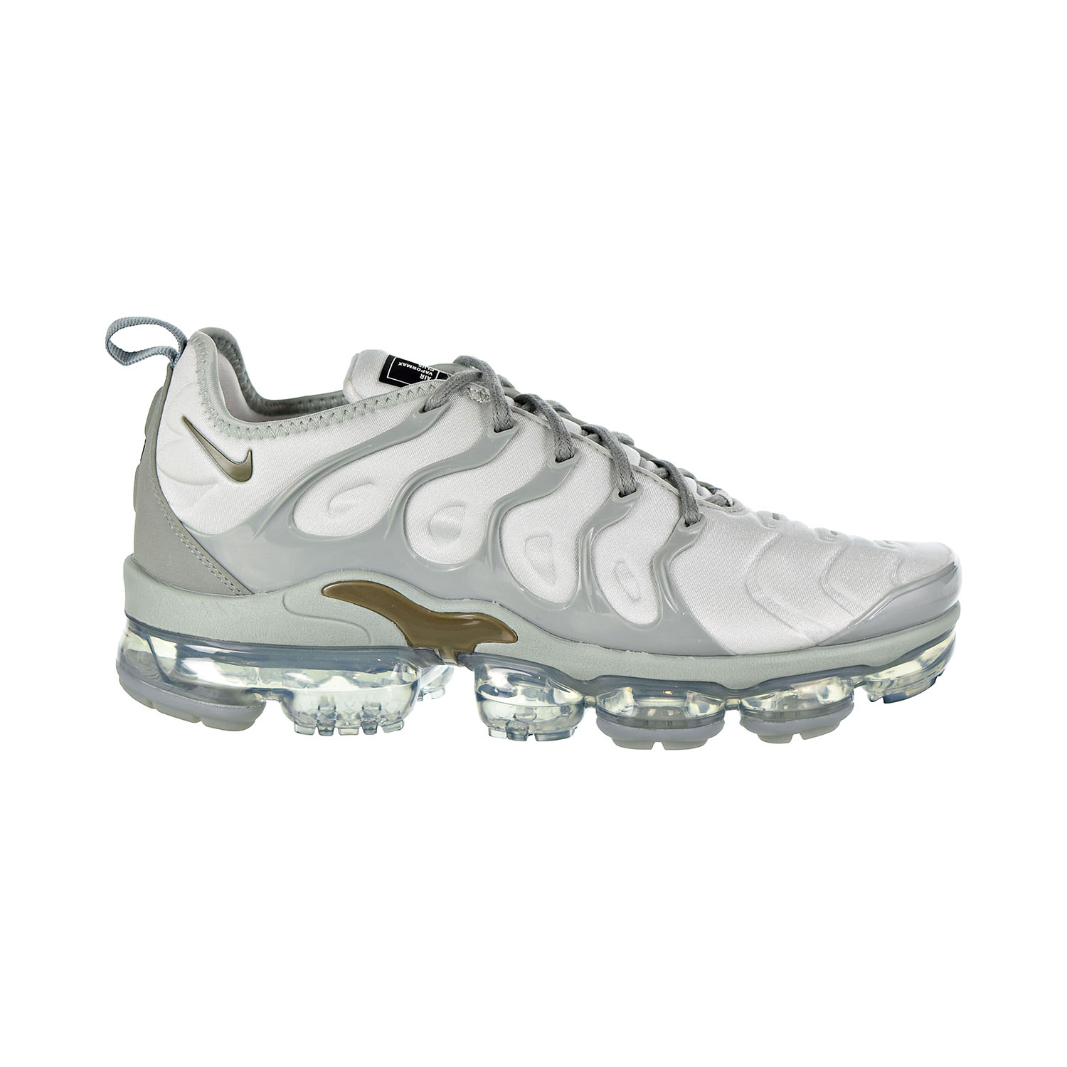 eed295ac7b797 Details about Nike Air Vapormax Plus Women s Shoes Light Silver Medium  Olive AO4550-006