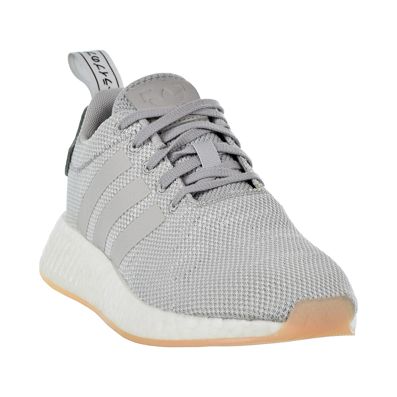 03a1a8a84b1610 Adidas Originals NMD R2 Women s Shoes Grey Crystal White aq0196.  Description. The Women s adidas Originals NMD R2 features one of ...