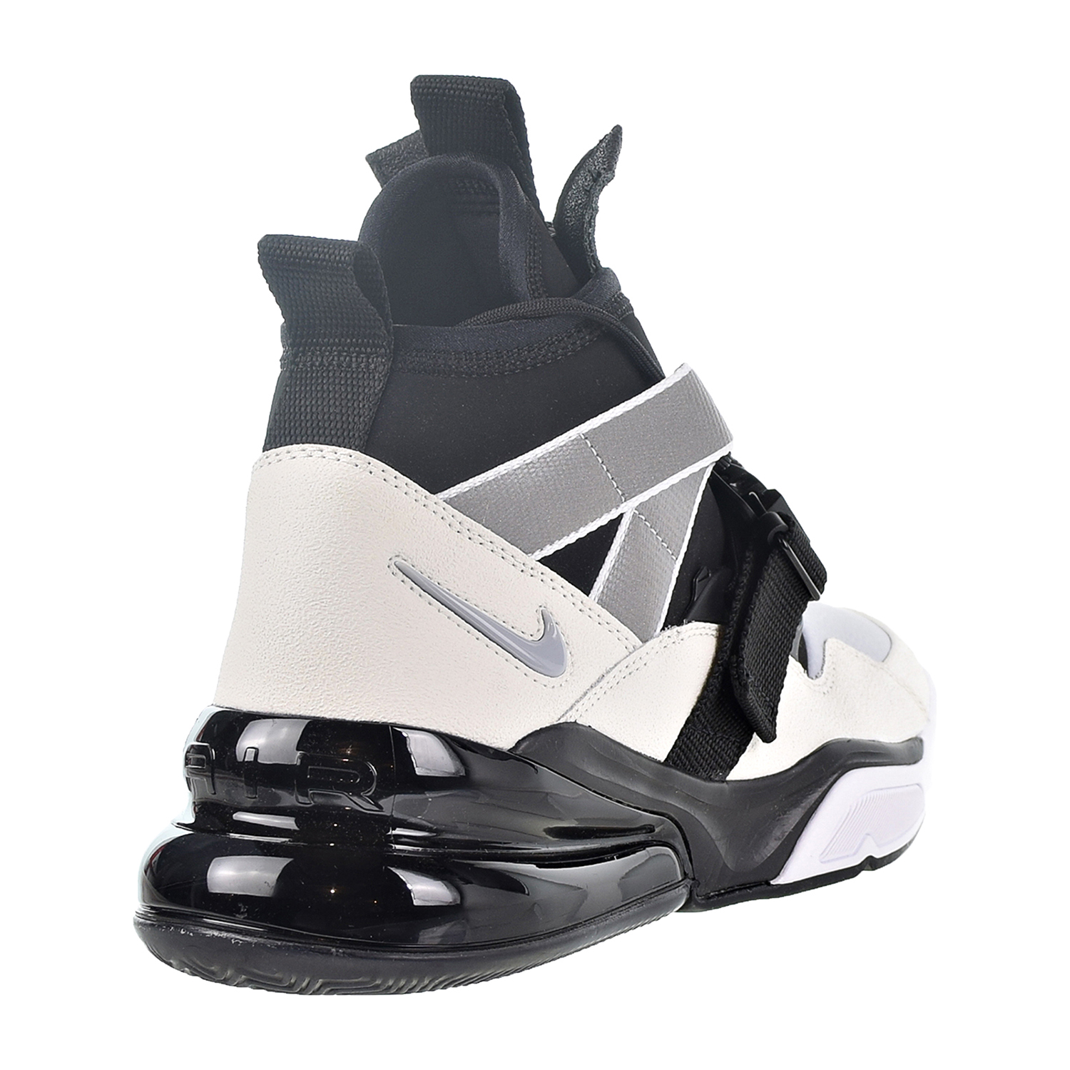 8f36181604 Details about Nike Air Force 270 Utility Men's Shoes Black/Sail/Wolf  Grey/White AQ0572-003