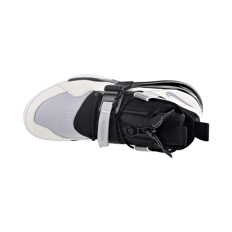 3f5ae1b8c8d2 Nike Air Force 270 Utility Men s Shoes Black Sail Wolf Grey White aq0572-003