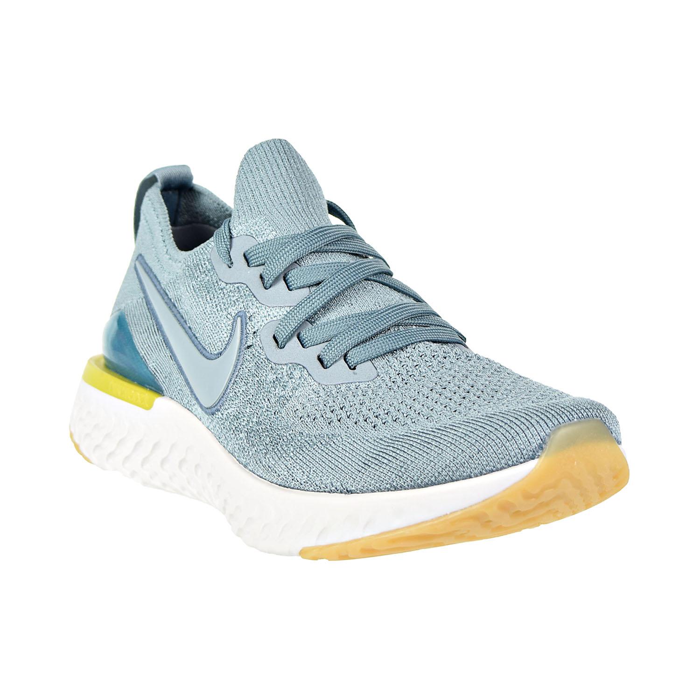 4f352d2703218 Nike Epic React Flyknit 2 (GS) Big Kids  Running Shoes Aviator Grey Aviator  Grey aq3243-005