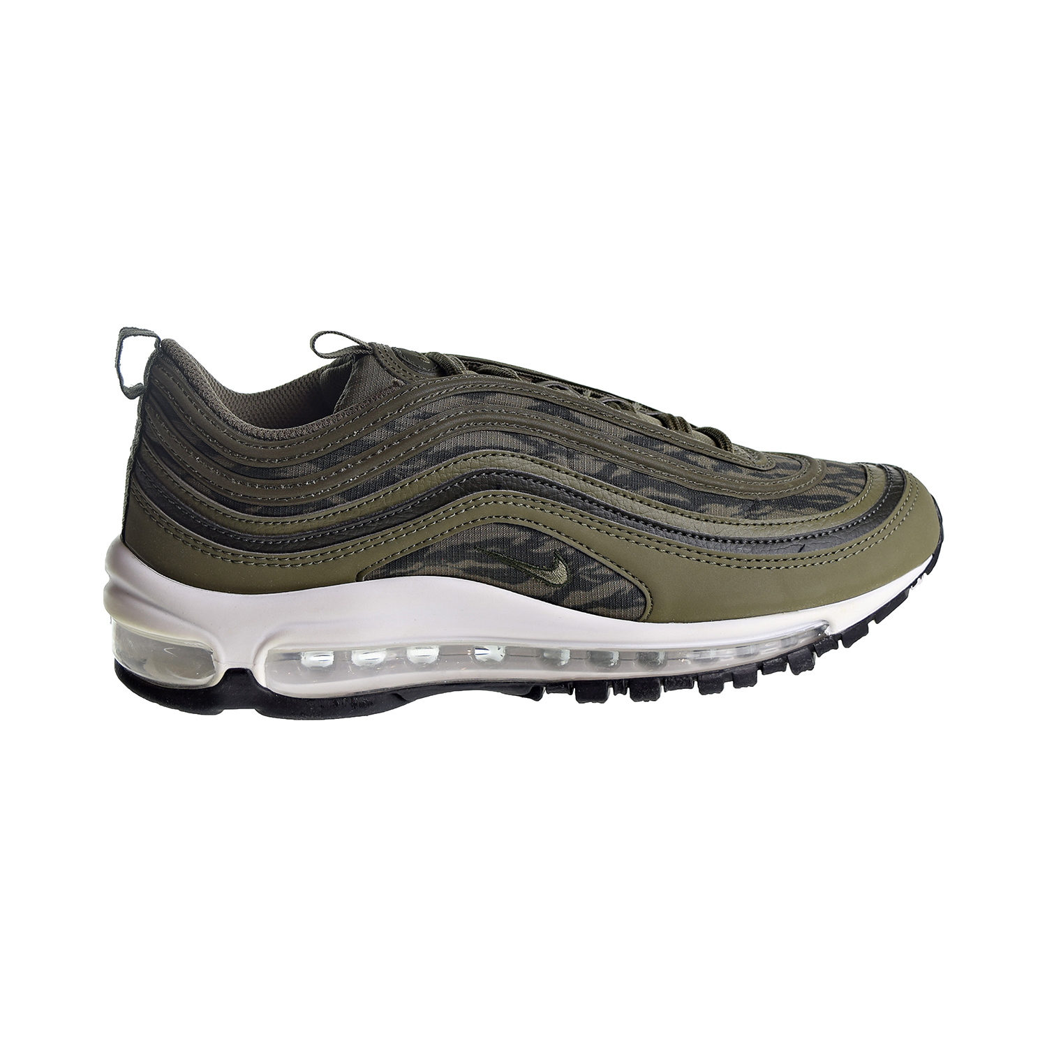 premium selection 81aa1 37ed9 Details about Nike Air Max 97 AOP Mens Shoes Medium Olive AQ4132-200
