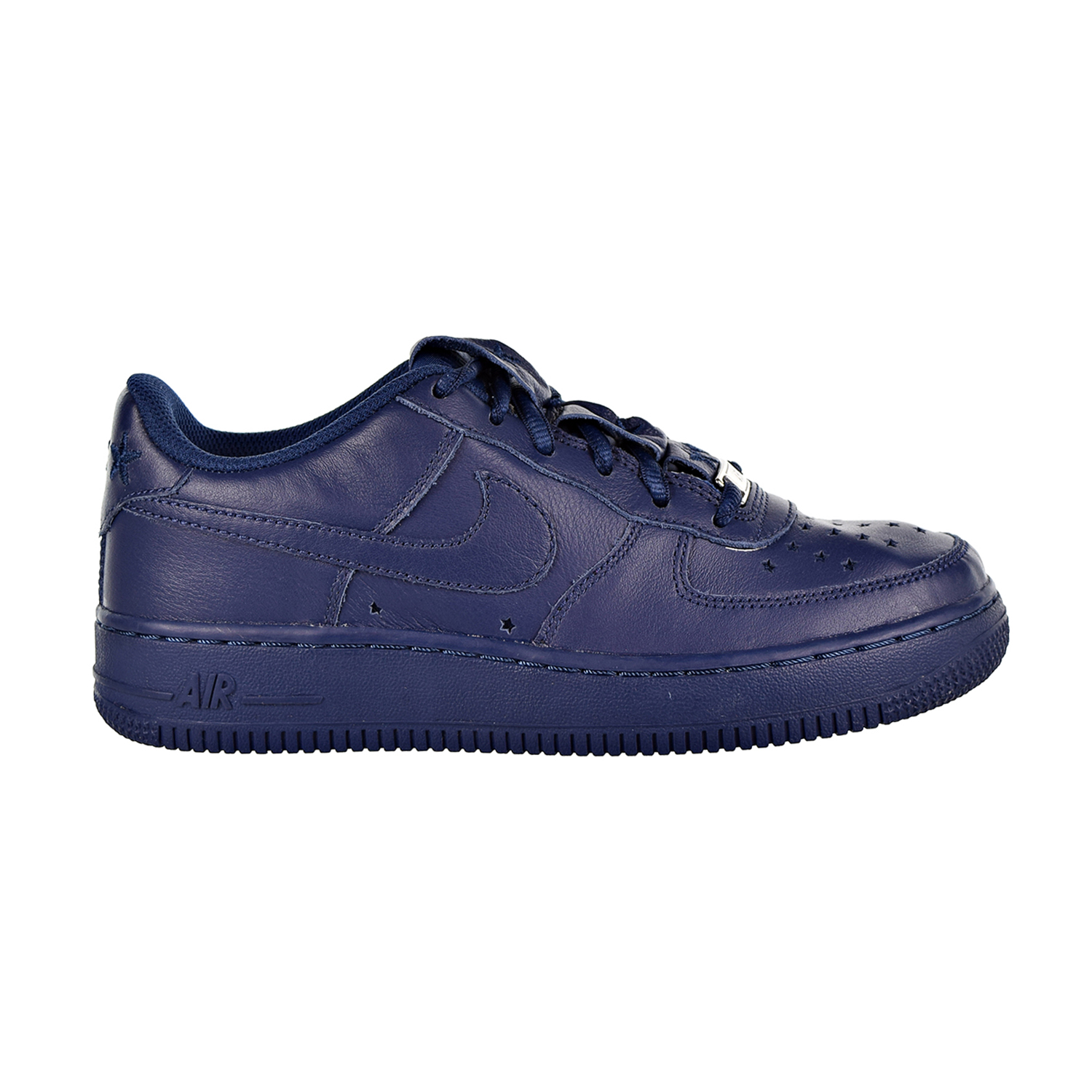 Details about Nike Air Force 1 QS Big Kids' Shoes Navy AR0688 400