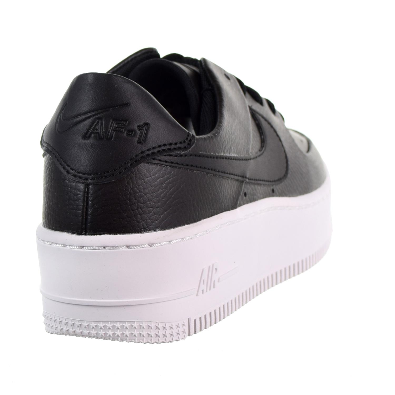 47f02348e9dc4 Nike Air Force 1 Sage Low Women's Shoes Black/White AR5339-002   eBay