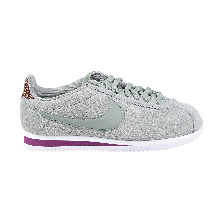 shopping 50% price new york Details about Nike Classic Cortez Premium Women's Shoe Mica Green-Bordeaux  AR5696-300