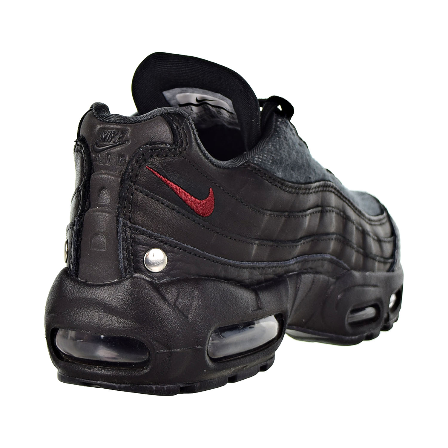 06c2547b5b30a Nike Air Max 95 NRG Men's Shoes Black/Anthracite/Team Red AT6146-001 ...