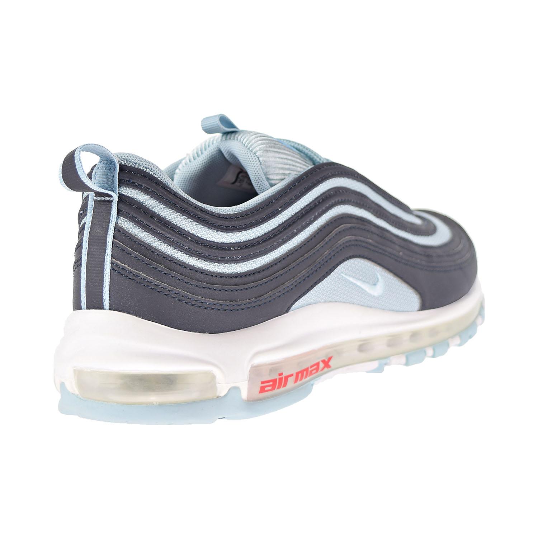 Details about Nike Air Max 97 Premium Men's Shoes Dark Obsidian Ocean Bliss AV7025 400