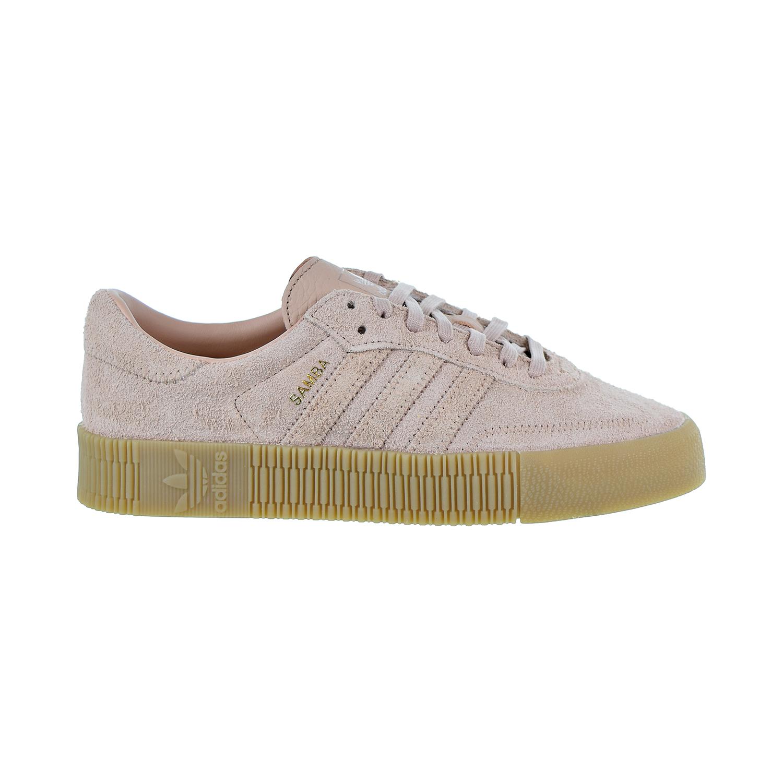 a0fdbc209493 Adidas Samba Rose Women s Shoes Ash Pearl Ash Pearl Gum B37861