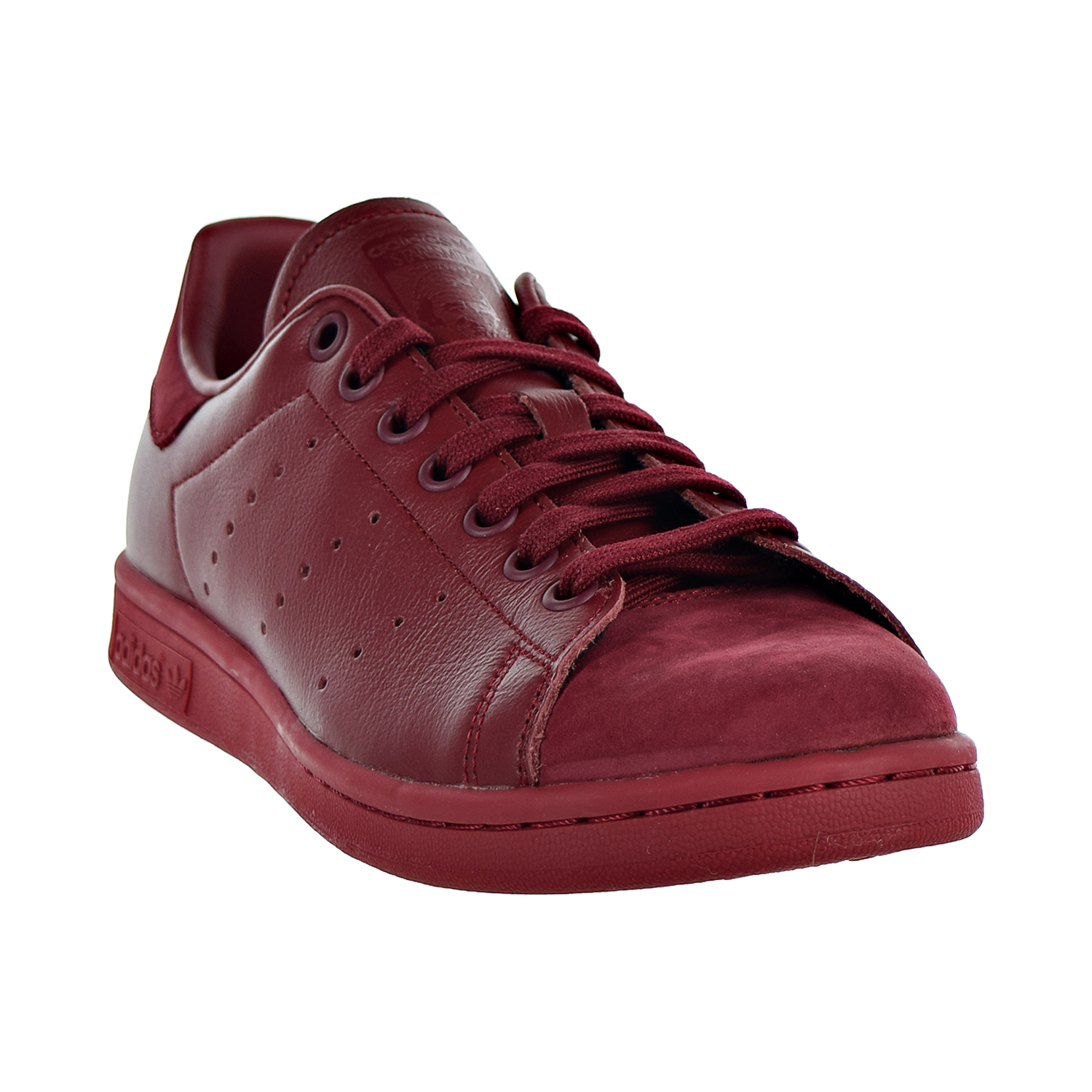 promo code 07f19 cc235 Adidas Stan Smith Mens Shoes Burgundy b37920