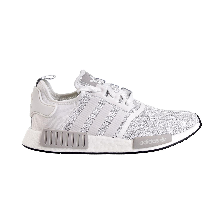 adidas Men's NMD_R1 WhiteGreyRunning White shoes B79759