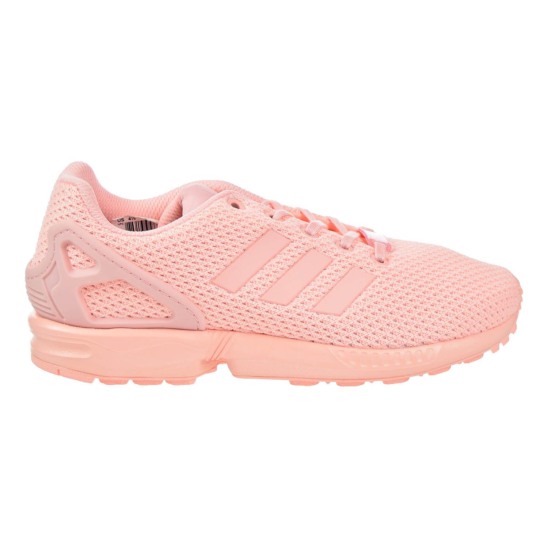 Details about Adidas ZX Flux J Big Kids Shoes Haze CoralHaze CoralHaze Coral bb2419