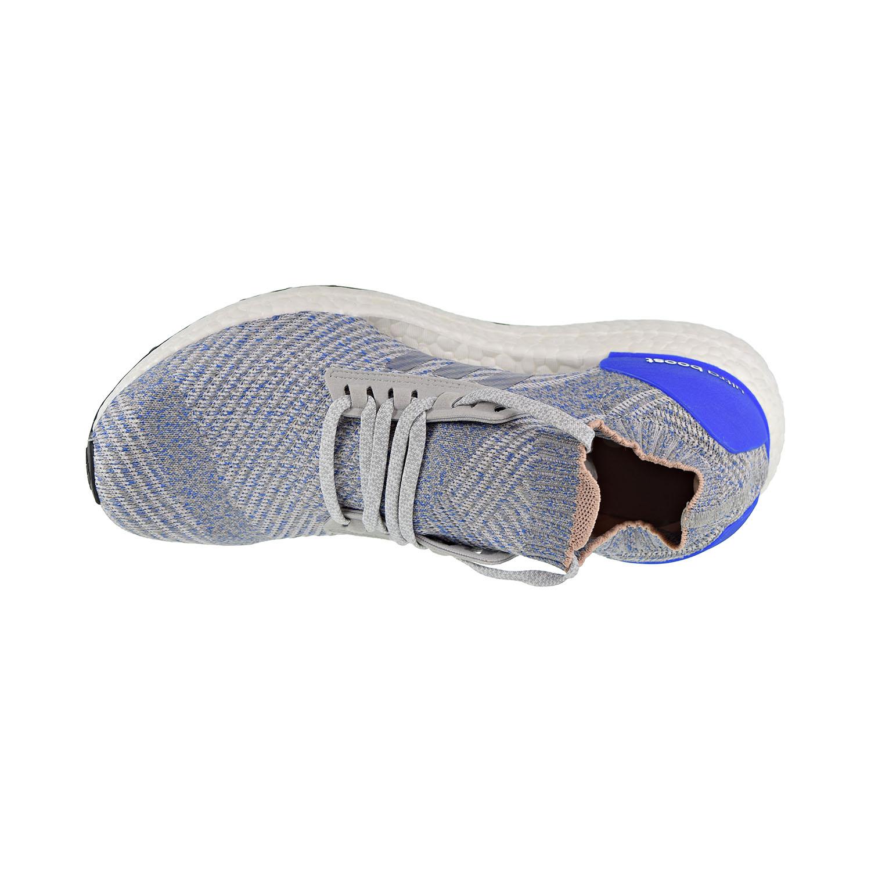 93b1029ea0e Adidas Ultraboost X Women s Shoes Grey Two Grey Two Hi-Res Blue bb6155