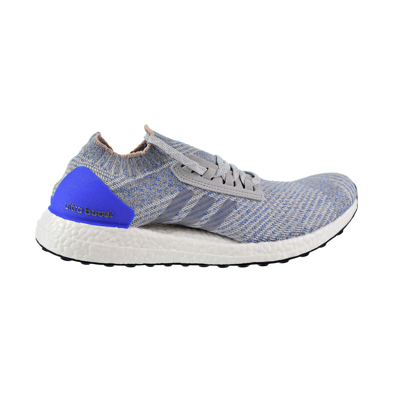 c302963ffda Details about Adidas Ultraboost X Women s Shoes Grey Two Grey Two Hi-Res  Blue BB6155