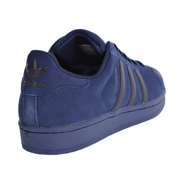 3e86a43e65fc6 ... germany adidas superstar suede mens shoes navy blue bb8122 bd896 0933c