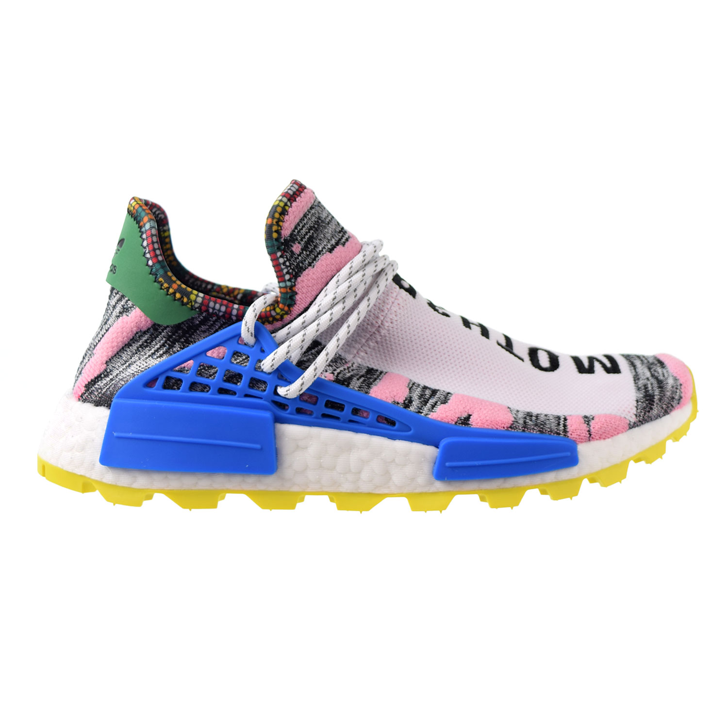 check out classic style top brands Details about Adidas NMD PW Human Race 'Solar Pack' Men's Shoes Light  Pink-Core Black BB9531