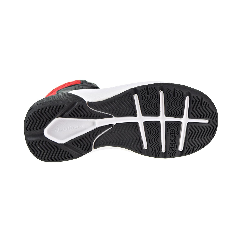 Adidas Cloudfoam Ilation Mid K Big Kids Little Kids Shoes Black Red White  bb9964 c62201ee2
