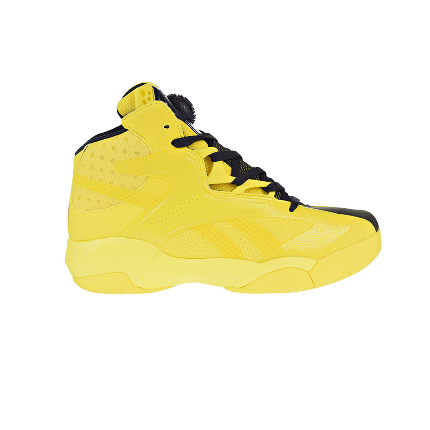 Basketball Shoes Yellow Spark-Black