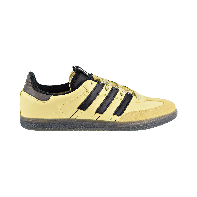 adidas samba yellow black