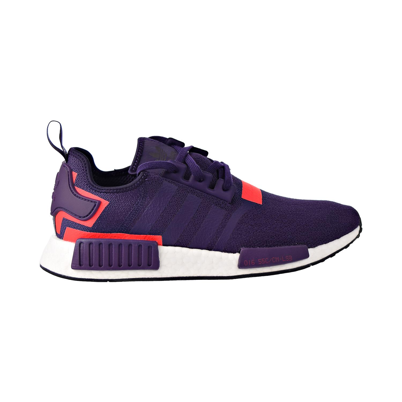 purple mens adidas