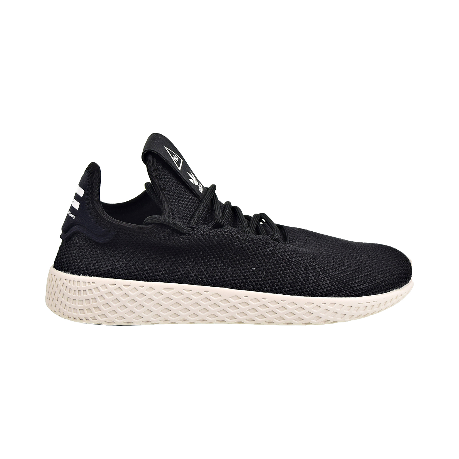 Details about Adidas PW Tennis HU J Big Kid's Shoes Black-White BD7768
