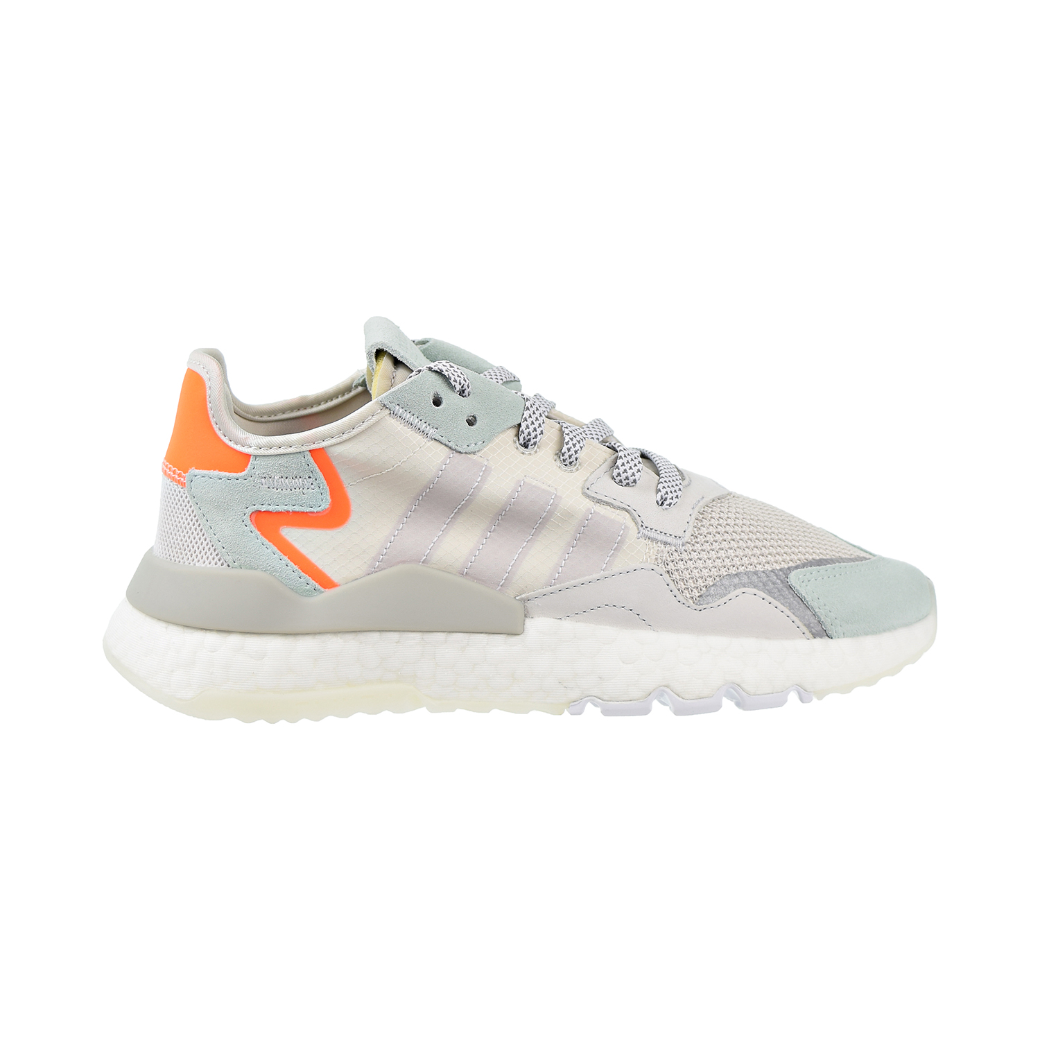 Shoes Raw White-Grey One-Vapour Green