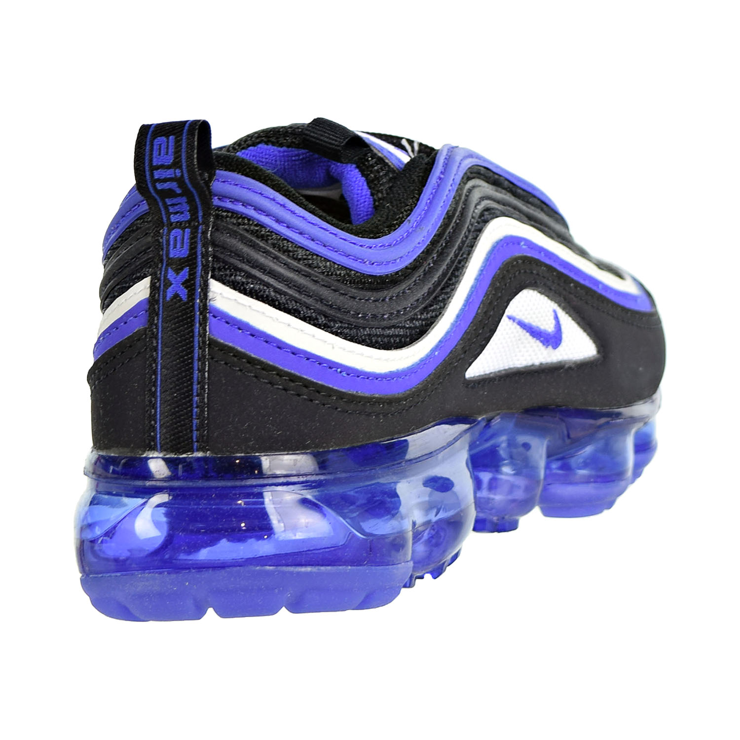 dcf230fc9b5a1 Nike Air Vapormax  97 (GS) Big Kids  Shoes Black Persian Violet White  bv1153-001