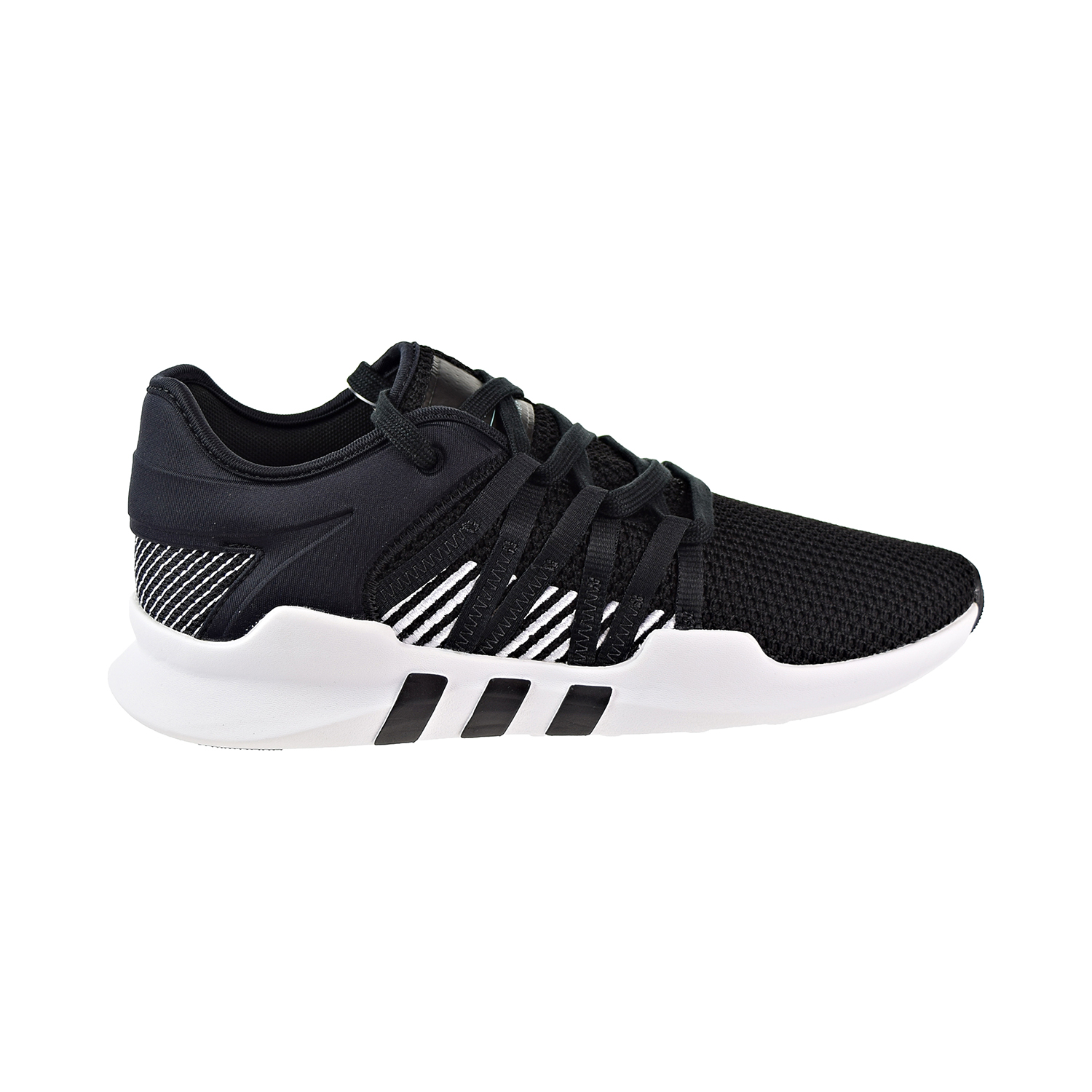the latest 25c53 7a255 Details about Adidas EQT Racing ADV Womens' Shoes Core Black/Core  Black/Fooywear White by9795