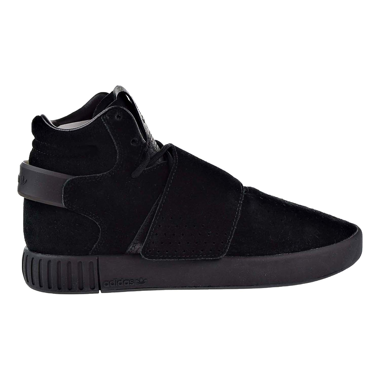 New Adidas Junior Boys Infant Tubular Invader Strap Trainers Various Sizes