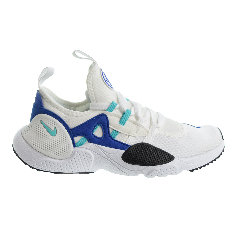 Details about Nike Huarache E.D.G.E. Txt Big Kids' Shoes White-White-Hyper  Jade CD9272-100