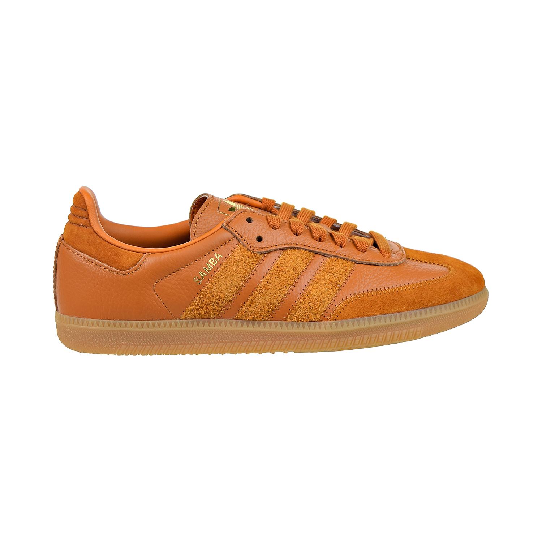 Details about Adidas Samba OG FT Mens Shoes Craft Ochre-Craft Ochre-Gold  Metallic cg6134