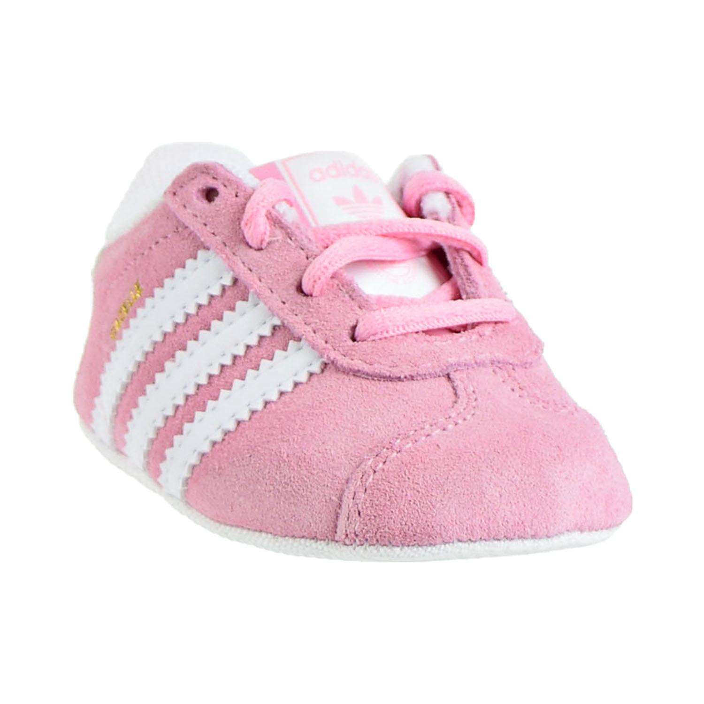 adidas Gazelle Crib sko Pink | adidas Denmark