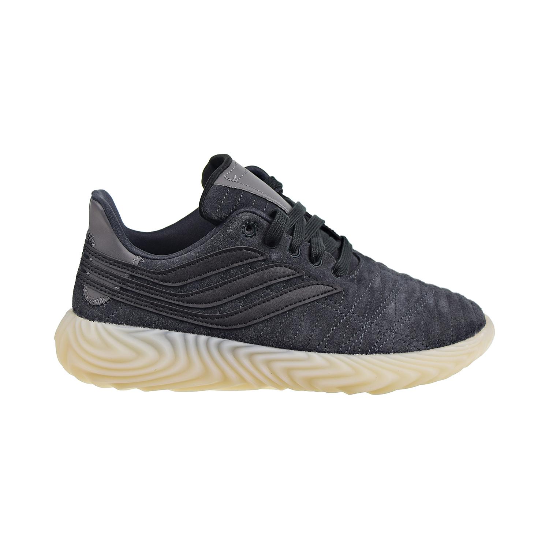 Adidas Sobakov J Big Kids' Shoes Carbon/Core Black/Cloud White ...