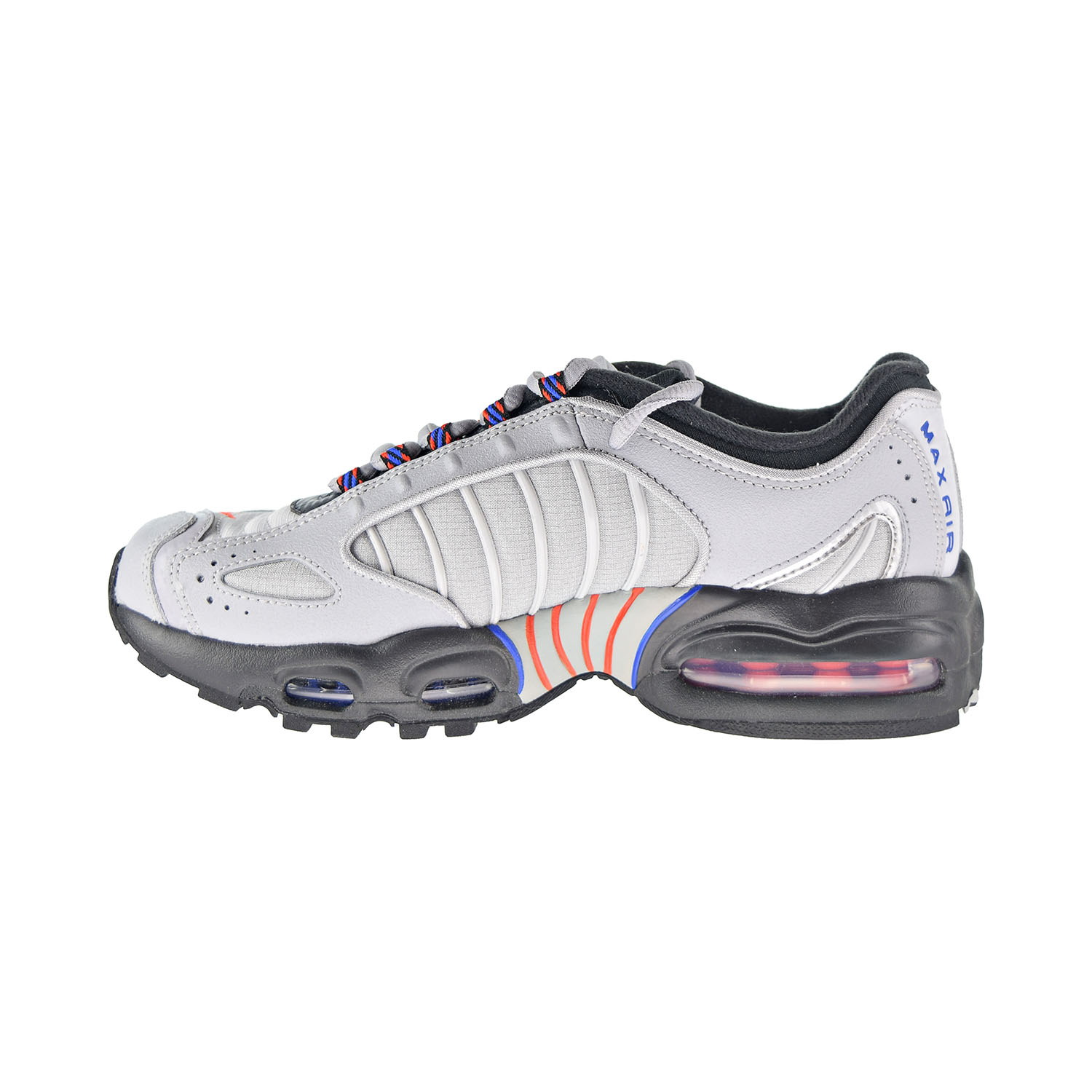 Details about Nike Air Max Tailwind 4 SE Big Kids' Shoes Wolf Grey Pure Platinum CK0700 001