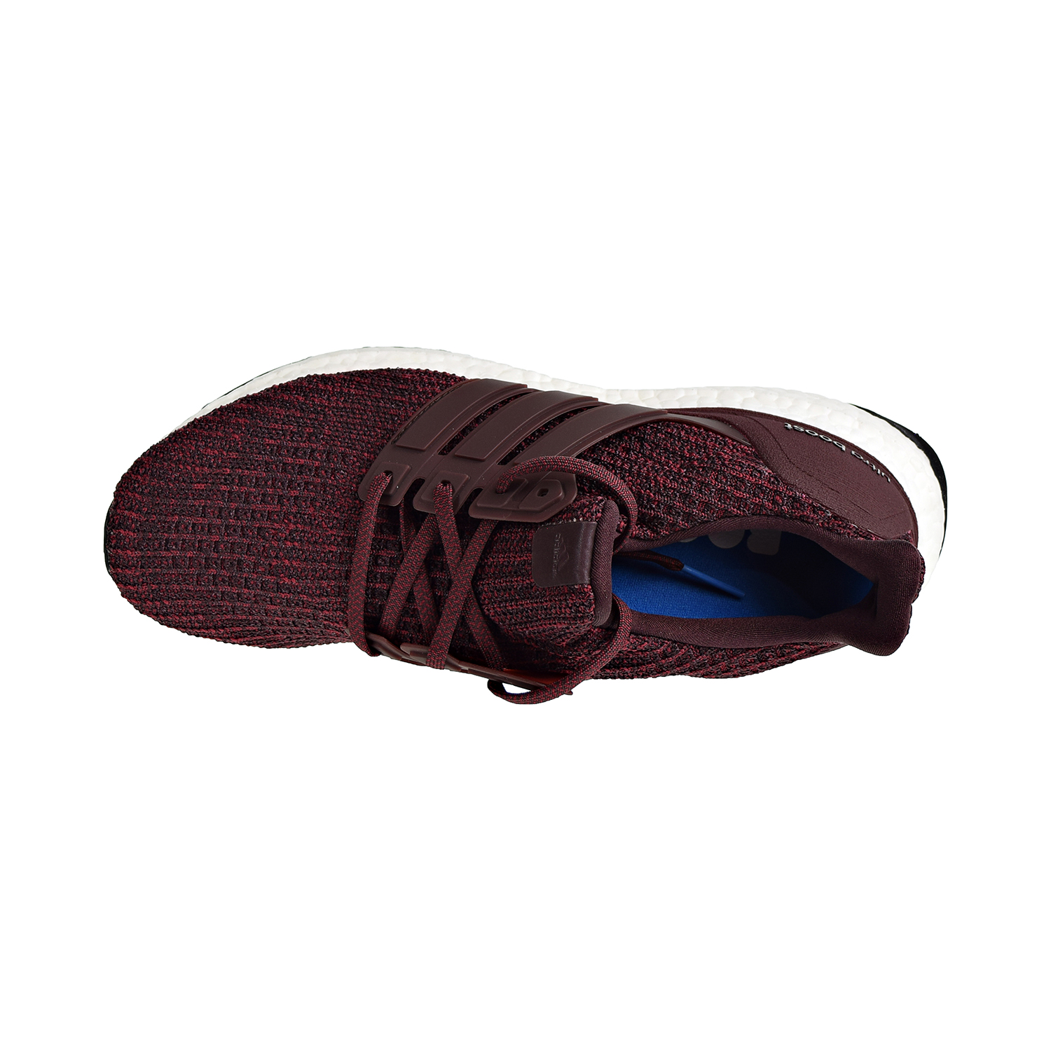 7375041a268 Adidas Ultraboost Men s Running Shoes Night Red Night Red Noble Maroon  cm8115