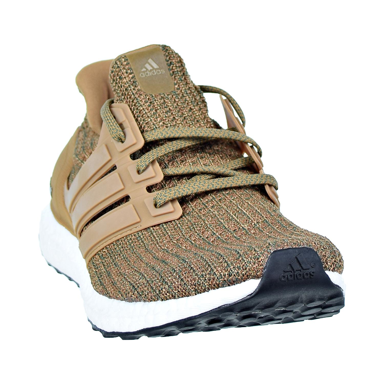 de8395f2954a6 Adidas Ultraboost Men s Running Shoes Raw Desert Raw Desert Base Green  cm8118