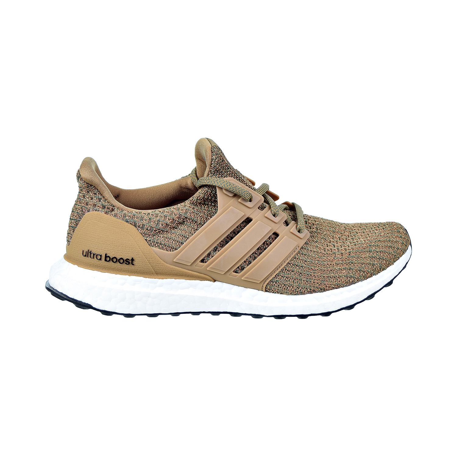 Details about Adidas Ultraboost Men's Running Shoes Raw DesertRaw DesertBase Green CM8118