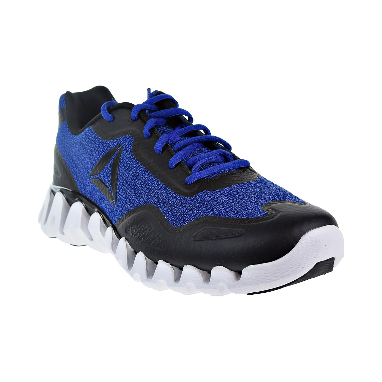 Reebok Zig Pulse SE Men s Shoes Black Collegiate Royal White CM9978 ... 888834100