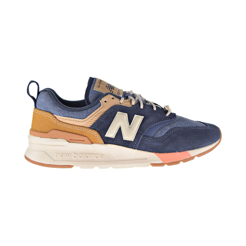 new balance 997 h azul