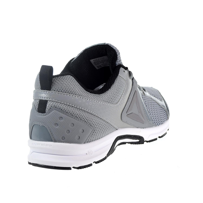 super popular b1ff1 70411 Reebok Runner 2.0 MT 4E Men s Shoes Flint Grey Pewter Black cn1696