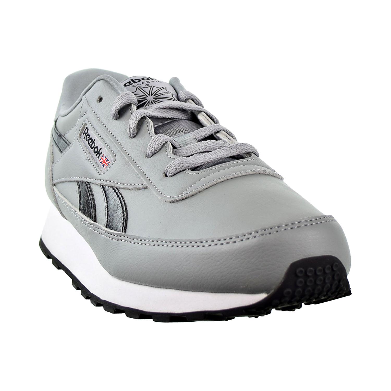 Reebok Classic Leather Renaissance Men/'s Shoes US Flint Grey-Black-White CN5389