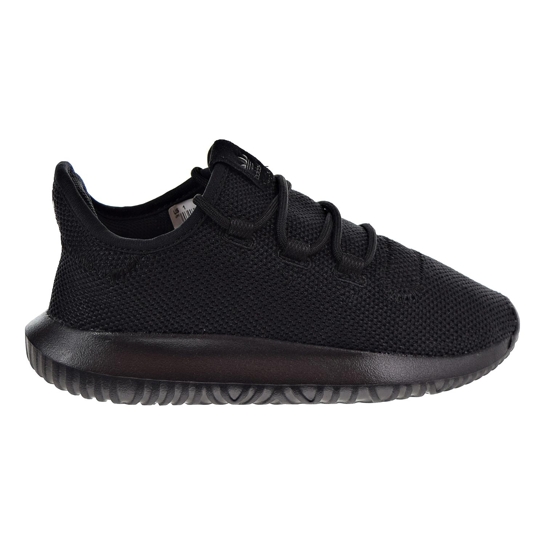 Adidas Tubular Shadow C Originals Little Kids Shoes Black-White ...