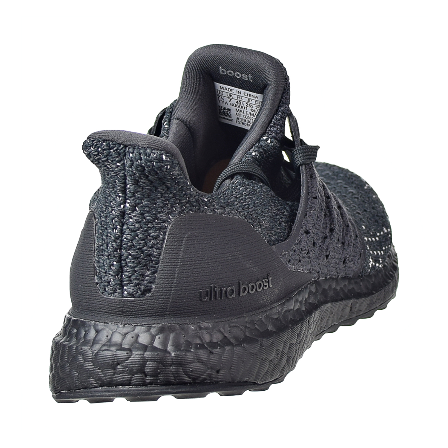 cfdcd45830a27 Adidas Ultra Boost Clima Men s Running Shoes Carbon Carbon Orchid Tint  cq0022