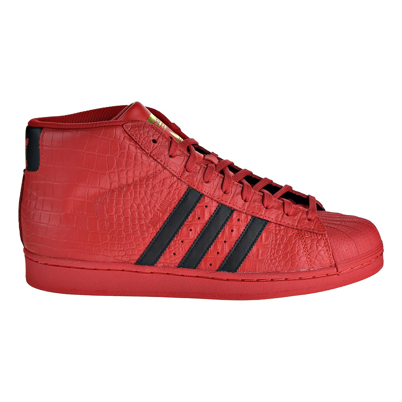 3f789f3a903 Details about Adidas Originals Pro Model Men s Sneaker Shoes Red Black  CQ0873