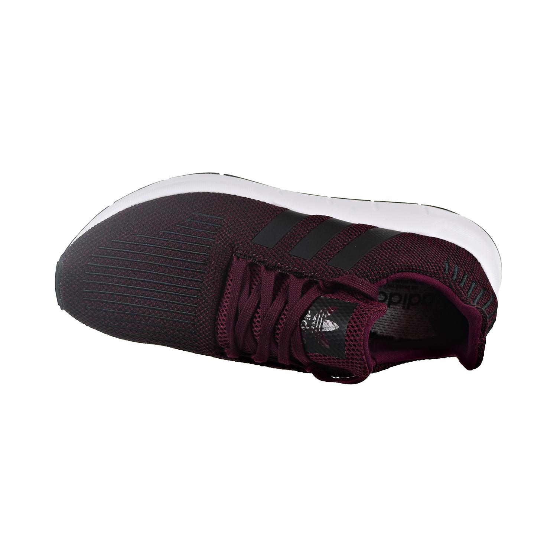 df927ac8d2c24 Adidas Swift Run Men s Shoes Maroon Core Black Footwear White CQ2118 ...