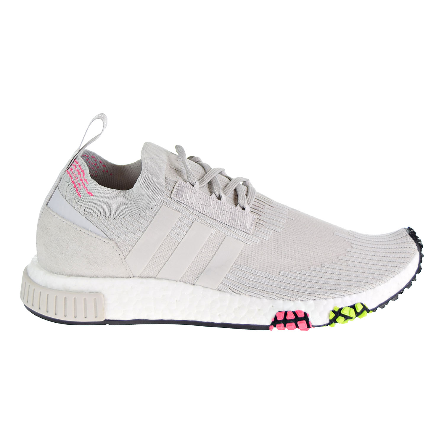 Shoes Grey One-Solar Pink CQ2443