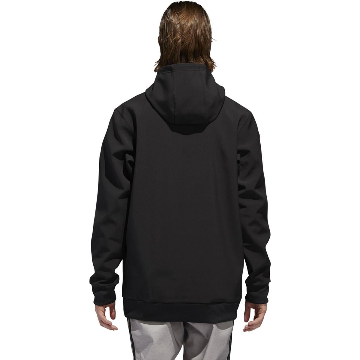 Adidas 2XL For Creators Men's Athletics Team Issue Full Zip Hoodie Bos Logo