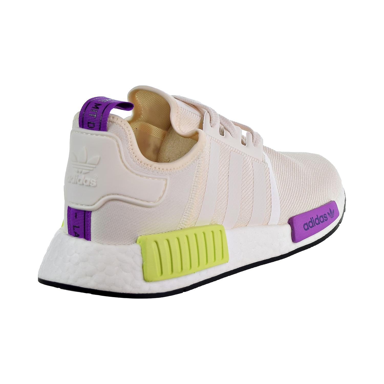 891efbca4 Adidas Nmd R1 Men s Shoes Chalk White Semi Solar Yellow D96626