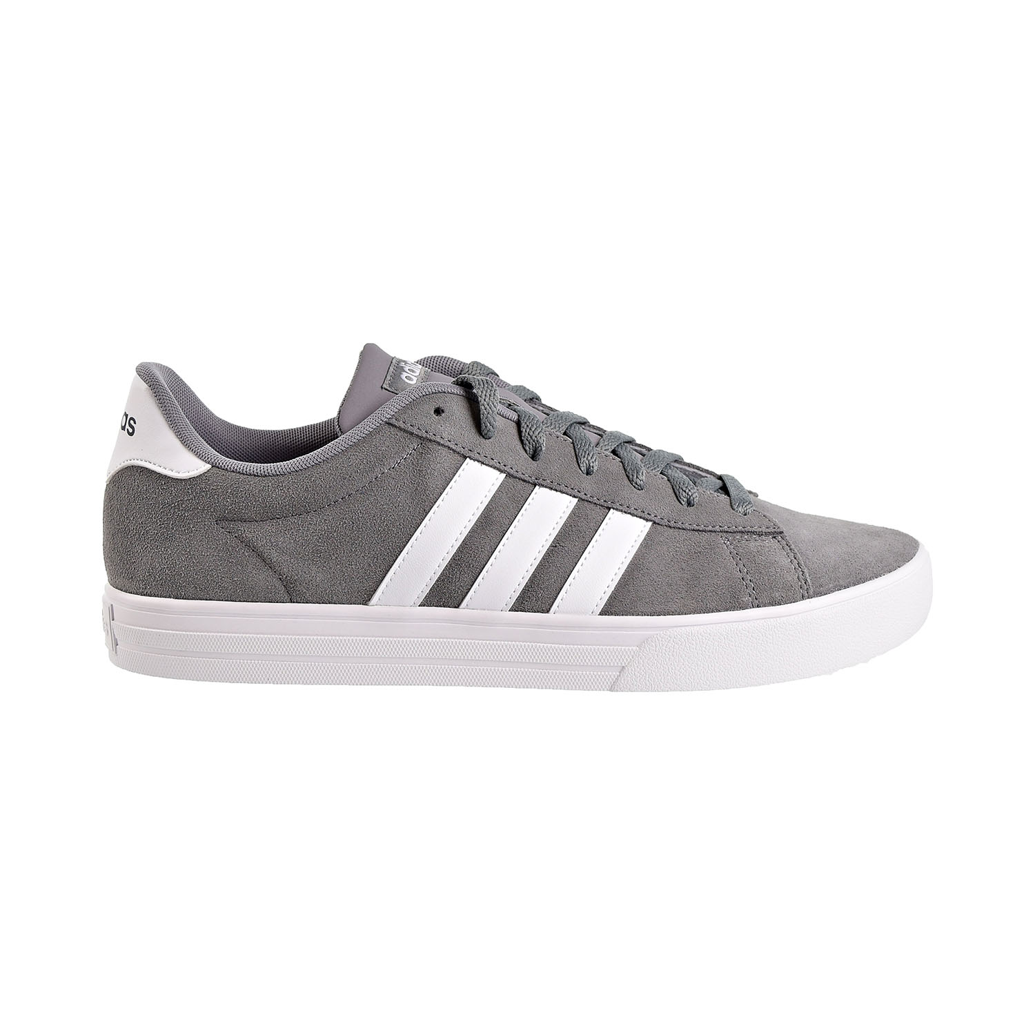 Adidas Daily 2.0 Suede Mens Shoes Grey